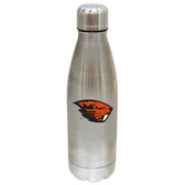 Oregon State Beavers 17 oz Stainless Steel Water Bottle