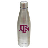 Texas A&M Aggies 17 oz Stainless Steel Water Bottle