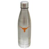Texas Longhorns 17 oz Stainless Steel Water Bottle