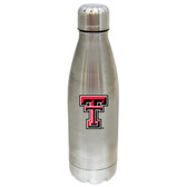 Texas Tech Red Raiders 17 oz Stainless Steel Water Bottle