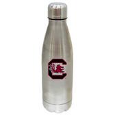 South Carolina Gamecocks 17 oz Stainless Steel Water Bottle