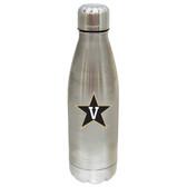 Vanderbilt Commodores 17 oz Stainless Steel Water Bottle