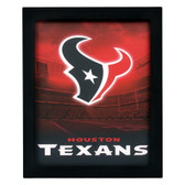 Houston Texans Sign Light Up Wall Style