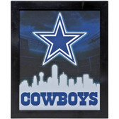 Dallas Cowboys Sign Light Up Wall Style