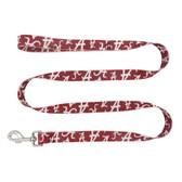 Alabama Crimson Tide Pet Leash 1x60