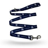 New York Yankees Pet Leash Size S/M