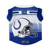 Indianapolis Colts Pet Performance Tee Shirt Size M