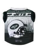 New York Jets Pet Performance Tee Shirt Size XS