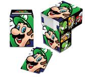 Deck Box - Super Mario - Luigi
