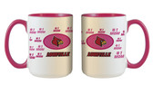Louisville Cardinals 15oz Mom Mug
