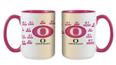 Oregon Ducks 15oz Mom Mug