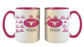 Texas Austin 15oz Mom Mug