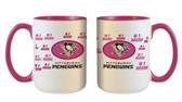 Pittsburgh Penguins 15oz Mom Mug