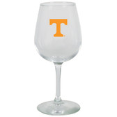Tennessee Volunteers 12.75oz Decal Wine Glass