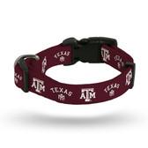 Texas A&M Aggies Pet Collar - Medium