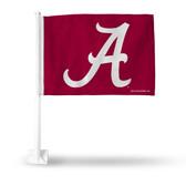 Alabama Crimson Tide - A Logo - Car Flag