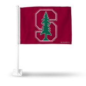 Stanford Cardinal Car Flag