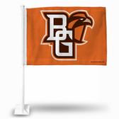 Bowling Green State Car Flag