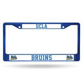 UCLA Bruins BLUE COLORED Chrome Frame