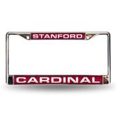 Stanford Cardinal LASER Chrome Frame