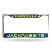 South Dakota Jackrabbits ST LASER Chrome Frame