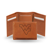 West Virginia Mountaineers Embossed Trifold