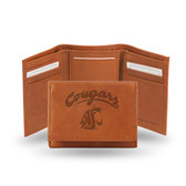 Washington State Cougars Embossed Trifold