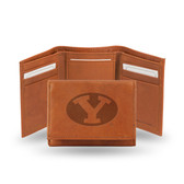 Brigham Young Cougars Embossed Trifold