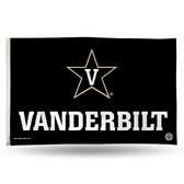Vanderbilt Commodores 3 X 5 Banner Flag