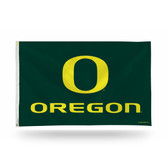 Oregon Ducks 'O' LOGO Banner Flag