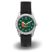 Miami Hurricanes Sparo Nickel Watch