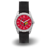 Louisville Cardinals Sparo Nickel Watch