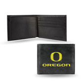 Oregon Ducks Embroidered Billfold