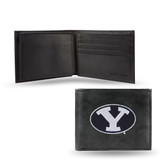 """Brigham Young Cougars """"Y"""" Embroidered Billfold"""