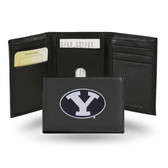 """Brigham Young Cougars """"Y"""" Embroidered Trifold"""