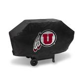 Utah Utes DELUXE GRILL COVER (Black)