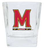 Maryland Terrapins Short Glass Tumbler 2 Pack