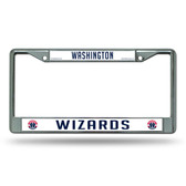 Washington Wizards Chrome Frame