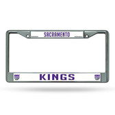 Sacramento Kings Chrome Frame