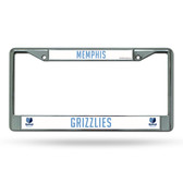 Memphis Grizzlies Chrome Frame