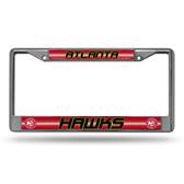 Atlanta Hawks - ATL Bling Chrome Frame