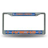 New York Knicks Bling Chrome Frame