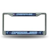 Memphis Grizzlies Bling Chrome Frame