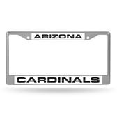 Arizona Cardinals  LASER Chrome Frame