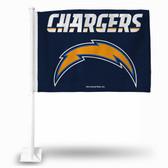 Los Angeles Chargers BOLT/WORDMARK Car Flag