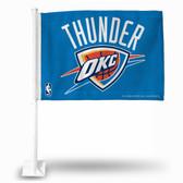Oklahoma City Thunder Car Flag