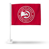 Atlanta Hawks Car Flag