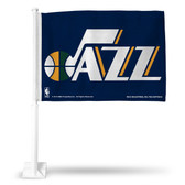 Utah Jazz Car Flag
