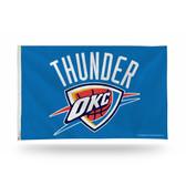 Oklahoma City Oklahoma City Thunder 3X5 Banner Flag