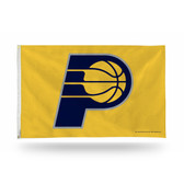 Indiana Pacers Banner Flag (GOLD)